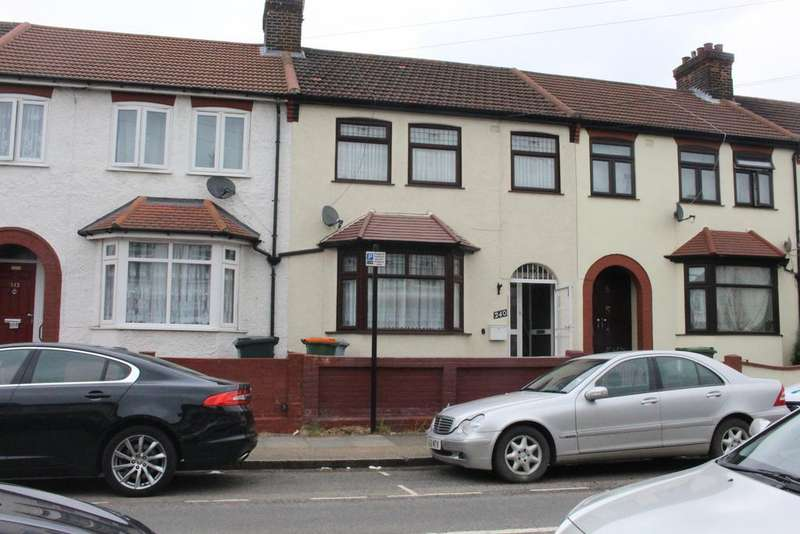 3 Bedrooms Terraced House for sale in Romford Road, London E6