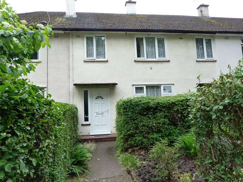 3 Bedrooms Terraced House for sale in Plane Tree Drive, Crewe, Cheshire, CW1