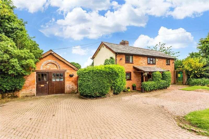 4 Bedrooms Detached House for sale in Collington, Bromyard