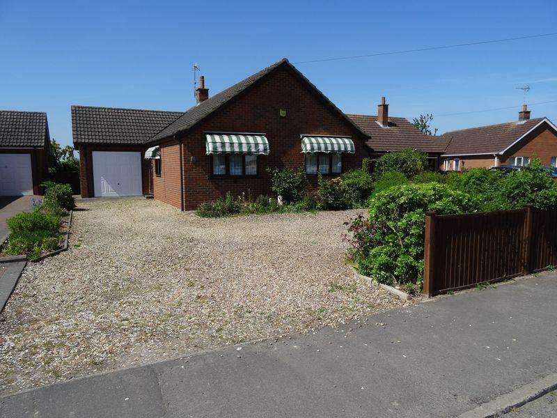 3 Bedrooms Detached Bungalow for sale in Water Gate, Quadring