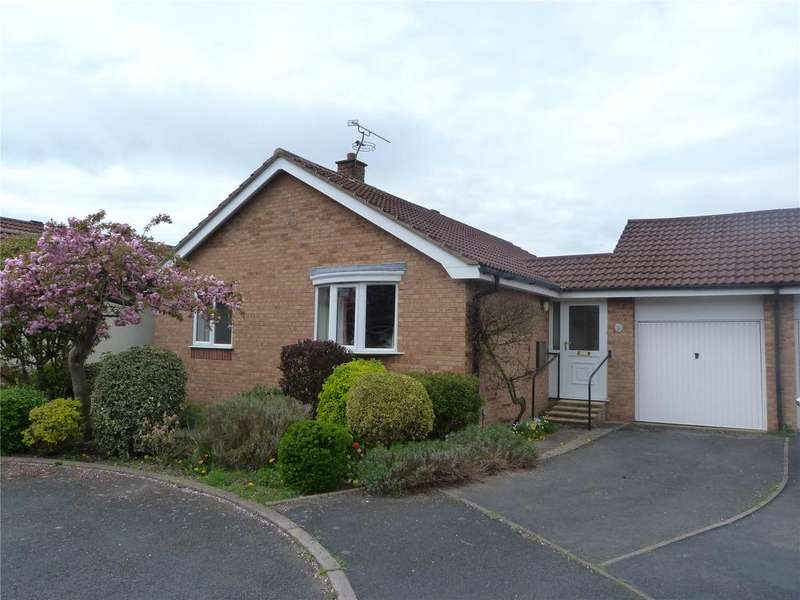 2 Bedrooms Bungalow for sale in Ashley Meadow, Haslington, Crewe, Cheshire, CW1