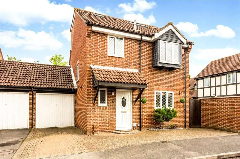 4 Bedrooms Link Detached House for sale in Cholsey Road, Thatcham, Berkshire, RG19