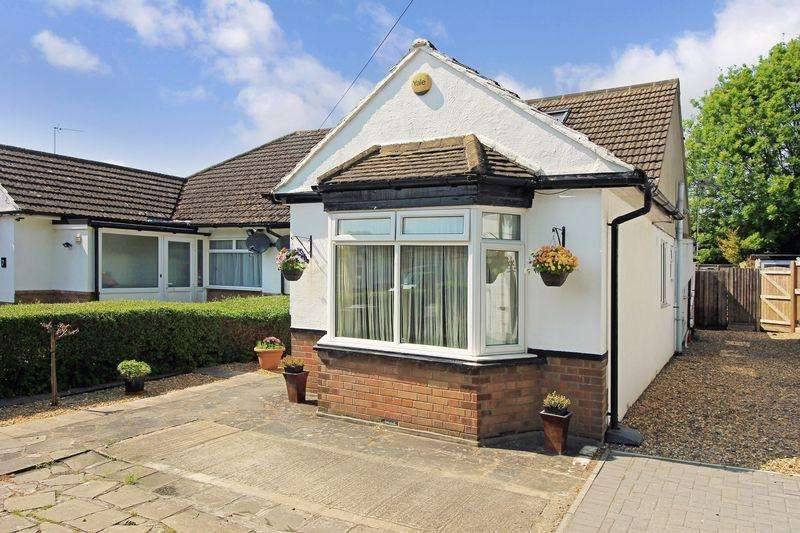 3 Bedrooms Semi Detached Bungalow for sale in Cheviot Road, Luton