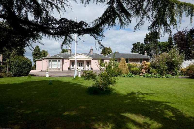 8 Bedrooms Detached House for sale in Cluny, Victoria Road, Forres, Moray, IV36 3BN