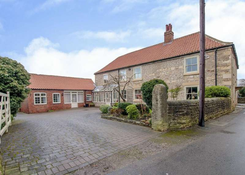6 Bedrooms Detached House for sale in Carr Lane, Wadworth