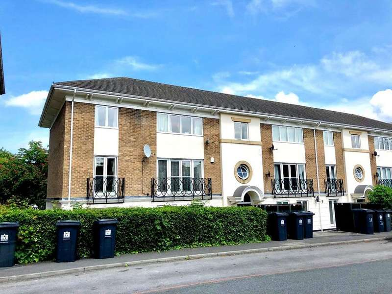 2 Bedrooms Apartment Flat for sale in Hawkesbury Mews, Central