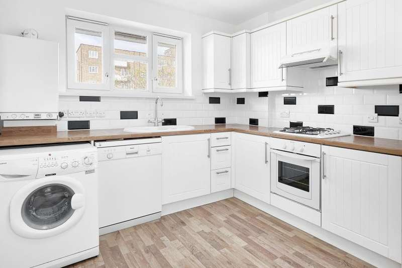 2 Bedrooms Apartment Flat for sale in Caistor Road, Balham, SW12