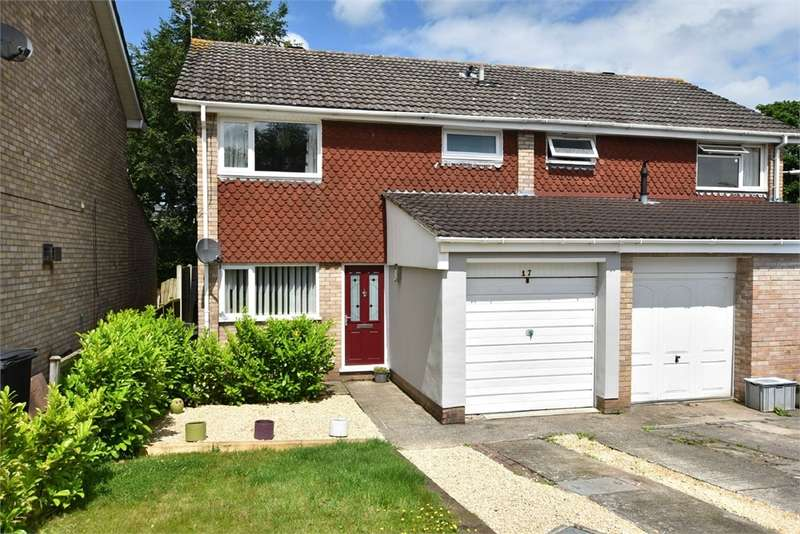3 Bedrooms Semi Detached House for sale in Birdlip Close, Nailsea, Bristol, North Somerset