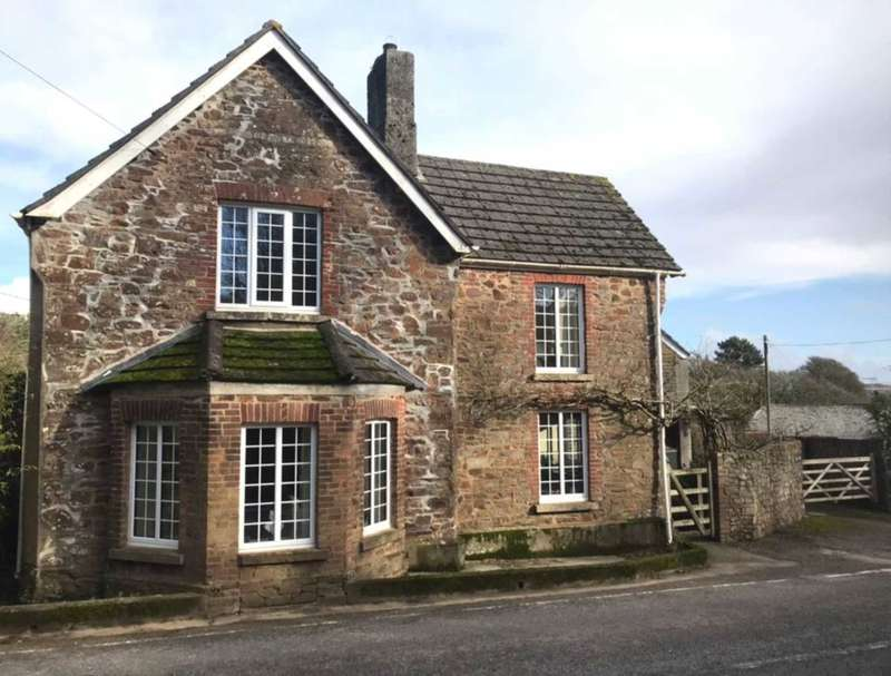 4 Bedrooms Detached House for sale in Sheviock, Torpoint, Cornwall