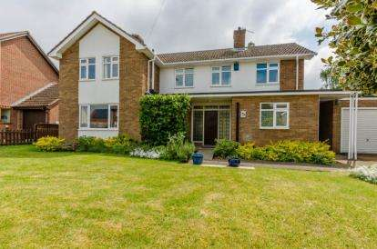 4 Bedrooms Detached House for sale in Gamlingay, Sandy, Bedfordshire