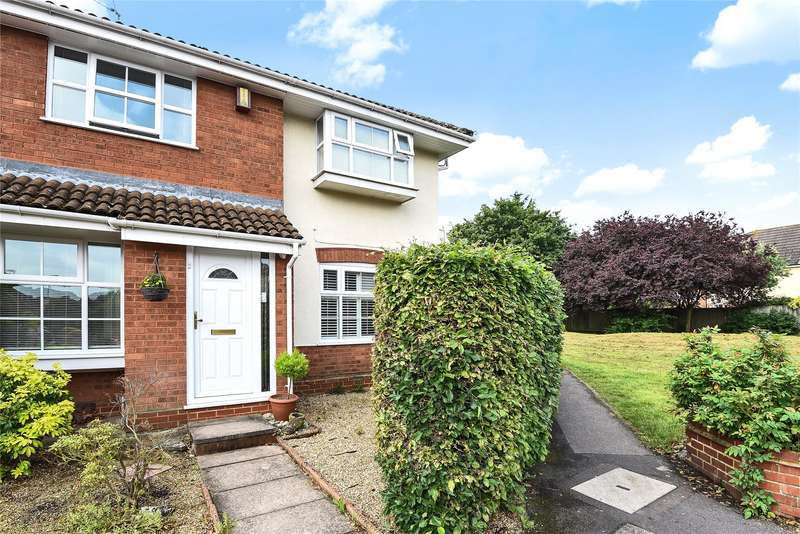 2 Bedrooms Terraced House for sale in Lysander Close, Woodley, Reading, Berkshire, RG5