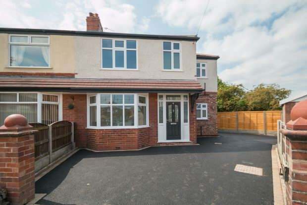 4 Bedrooms Semi Detached House for sale in Durley Avenue, Timperley