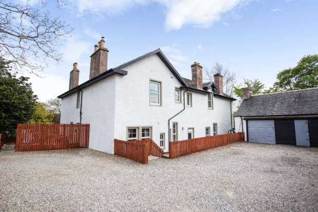 4 Bedrooms Detached House for sale in Kingsmills Road, Inverness, Inverness-Shire, IV2 3LN