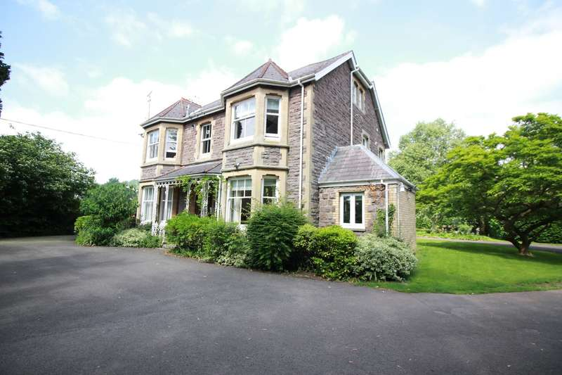 2 Bedrooms Ground Flat for sale in Avenue Road, Abergavenny, NP7
