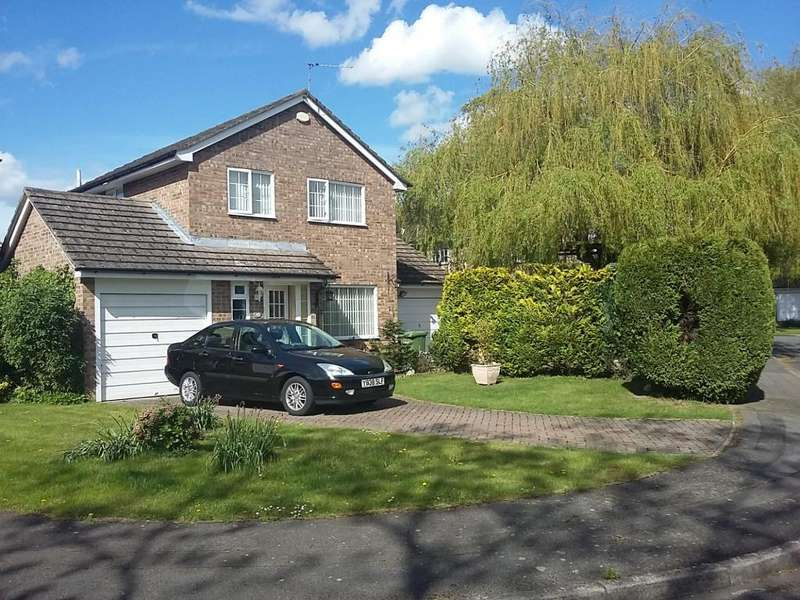 3 Bedrooms Detached House for sale in Knox Green, Binfield, RG42