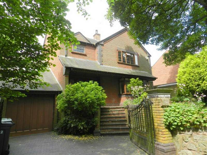 4 Bedrooms Detached House for sale in Station Road, Walsall