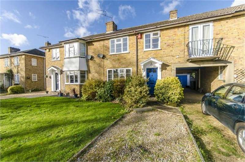 3 Bedrooms Terraced House for sale in Pine Drive East, Thornhill Park, Southampton, Hampshire