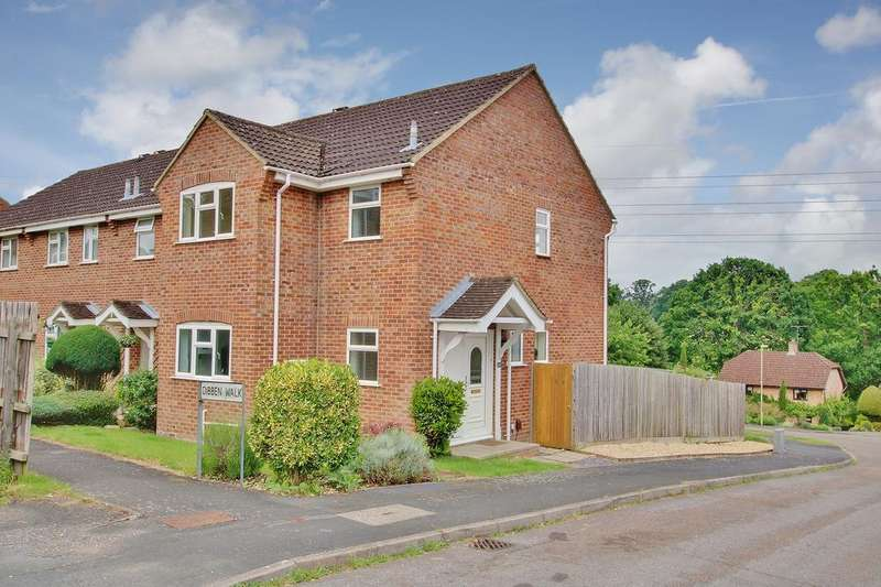 3 Bedrooms End Of Terrace House for sale in ROMSEY