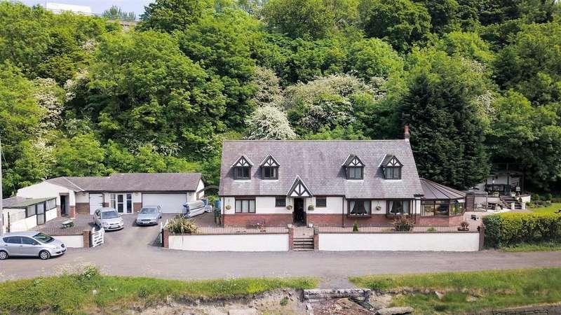 4 Bedrooms Detached House for sale in Riverside Lodge, Sunderland