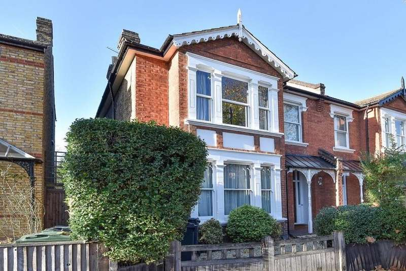 5 Bedrooms Semi Detached House for sale in South Croxted Road, West Dulwich