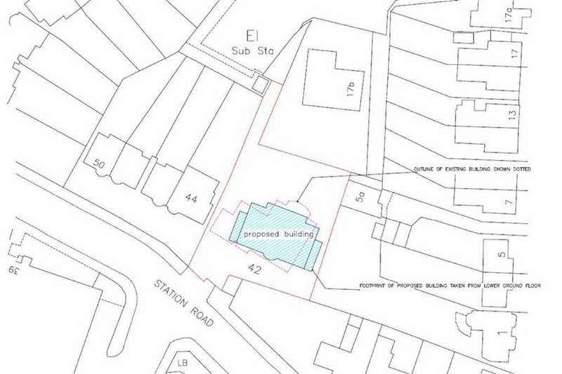 Land Commercial for sale in Station Road, Winchmore Hill, London