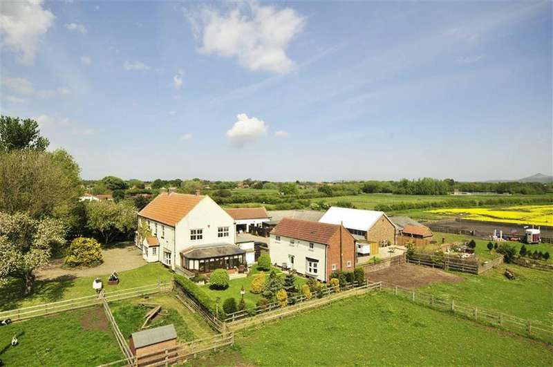 4 Bedrooms Equestrian Facility Character Property for sale in Thirsk Road, Stokesley