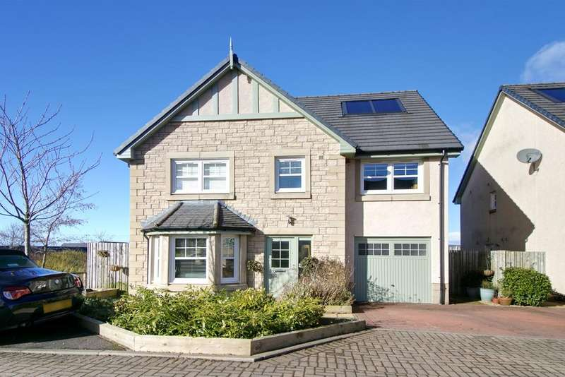 4 Bedrooms Detached House for sale in Sheriffmuir Close, Greenloaning, Dunblane, FK15