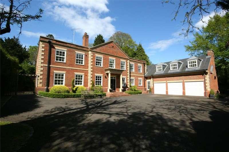 7 Bedrooms Detached House for sale in Top Park, Gerrards Cross, Buckinghamshire