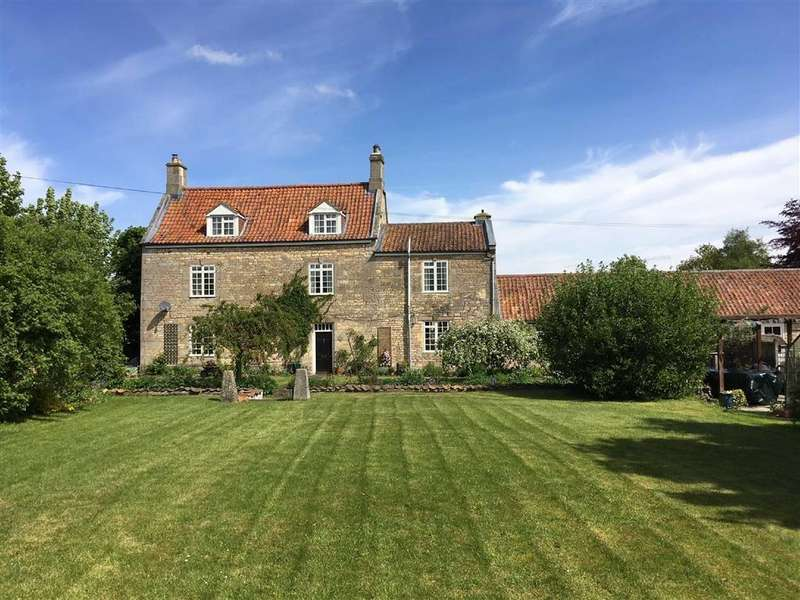 5 Bedrooms Unique Property for sale in Church Street, South Witham, Lincolnshire