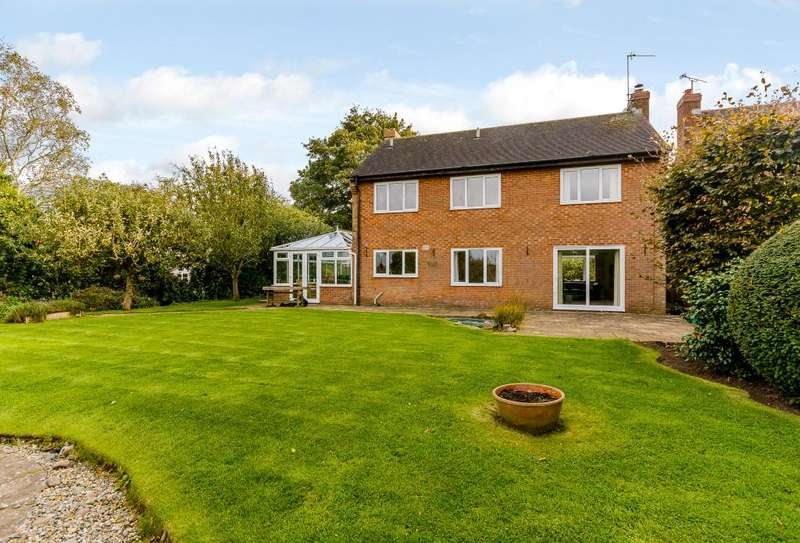 4 Bedrooms Detached House for sale in The Pightle, Oving