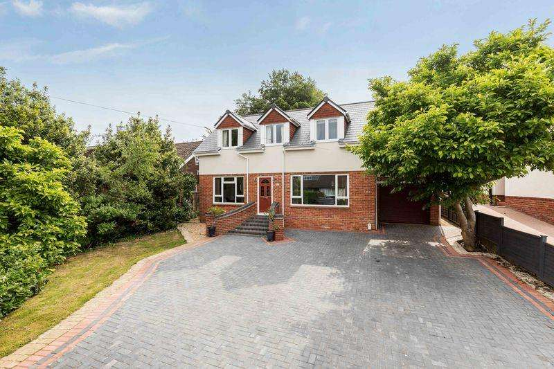 6 Bedrooms Detached House for sale in North Road, Horndean