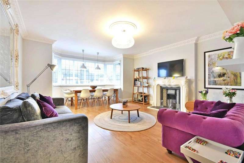 2 Bedrooms Apartment Flat for sale in Chatsworth Road, Willesden Green, NW2