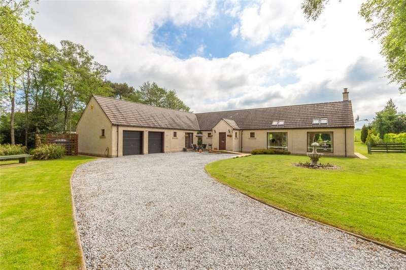 4 Bedrooms Detached House for sale in Littlemill, Nairn