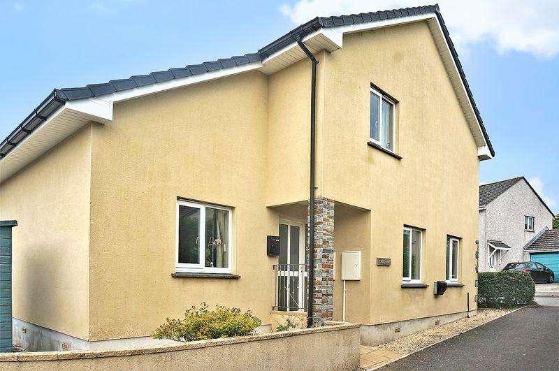 3 Bedrooms Detached House for sale in Beech Road, Callington