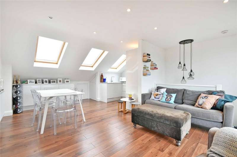 2 Bedrooms Apartment Flat for sale in Maygrove Road, West Hampstead, NW6