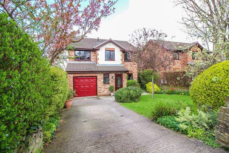 4 Bedrooms Detached House for sale in Mount Drive, Marple, Stockport, SK6