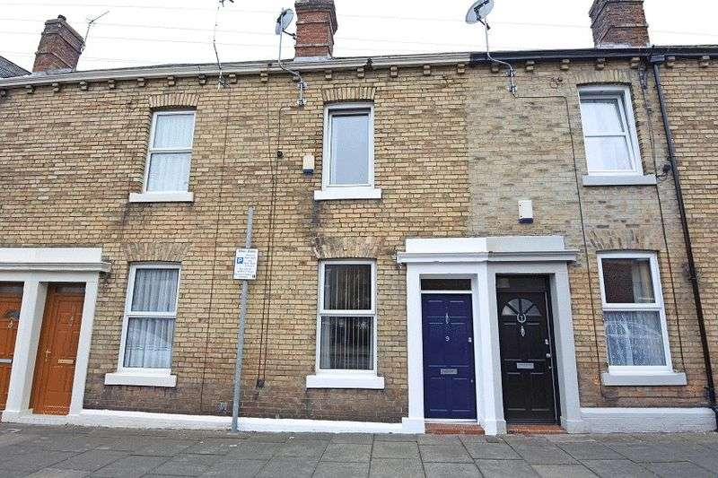 2 Bedrooms Property for sale in York Street, Carlisle