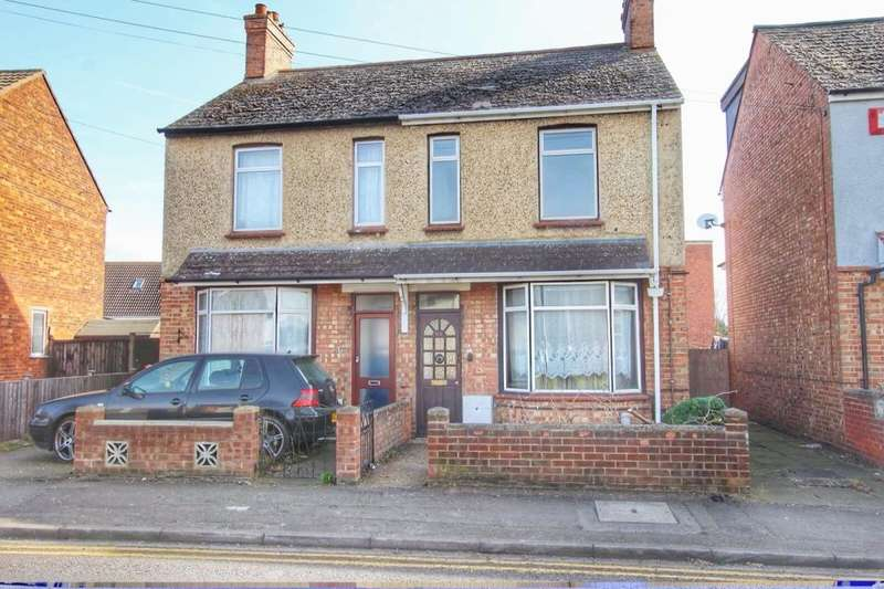 3 Bedrooms Semi Detached House for sale in Bunyan Road, Kempston, Bedford, MK42