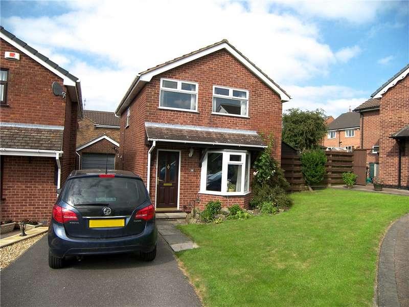 3 Bedrooms Detached House for sale in Dale View Gardens, Kilburn, Belper, Derbyshire, DE56