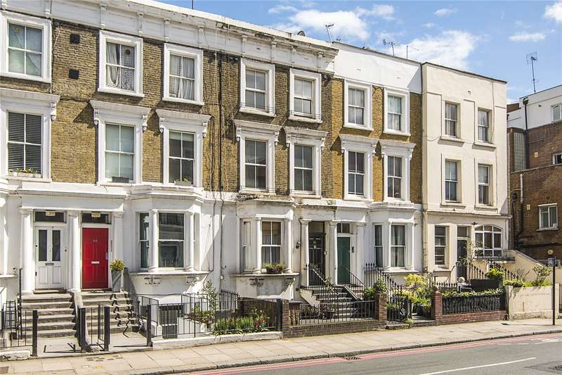 3 Bedrooms Apartment Flat for sale in Edith Grove, London, SW10