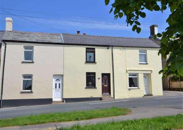 2 Bedrooms Terraced House for sale in Launceston Road, Callington, Cornwall