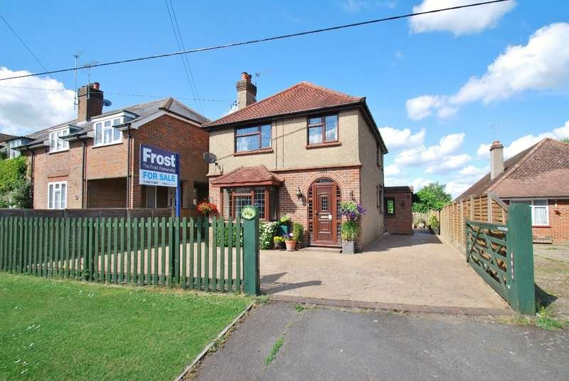 4 Bedrooms Detached House for sale in Chartridge Lane, Chesham, HP5
