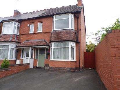 4 Bedrooms Semi Detached House for sale in Tennal Road, Harborne, Birmingham, West Midlands