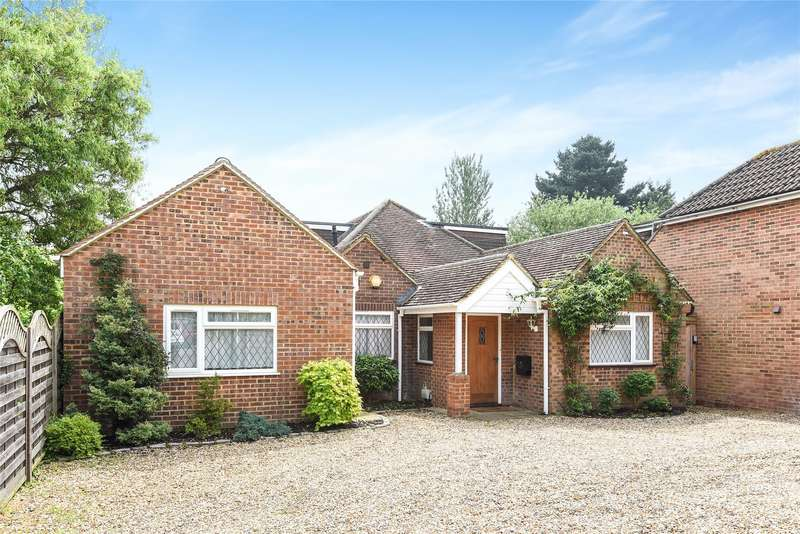 6 Bedrooms Detached Bungalow for sale in Beehive Lane, Binfield, Bracknell, Berkshire, RG12