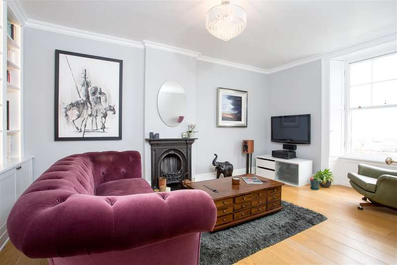 3 Bedrooms Flat for sale in Gloucester Row, Clifton Village