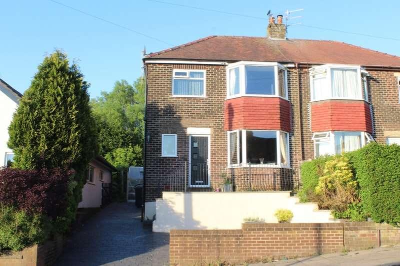 3 Bedrooms Property for sale in Newington Avenue, Blackburn, Lancashire, BB1
