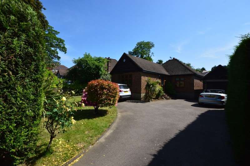 3 Bedrooms Detached Bungalow for sale in Foresters Drive, Wallington, SM6