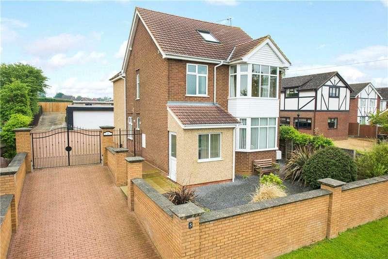 5 Bedrooms Detached House for sale in Silsoe Road, Maulden, Bedford, Bedfordshire