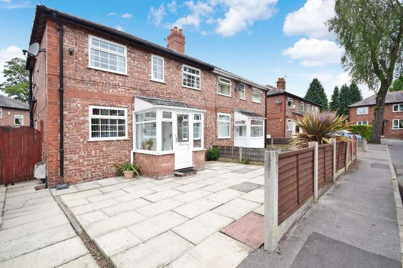 3 Bedrooms Semi Detached House for sale in Acorn Avenue, Cheadle
