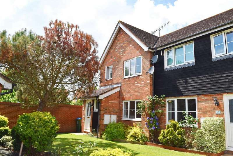 3 Bedrooms End Of Terrace House for sale in Manor Close, Stoke Hammond